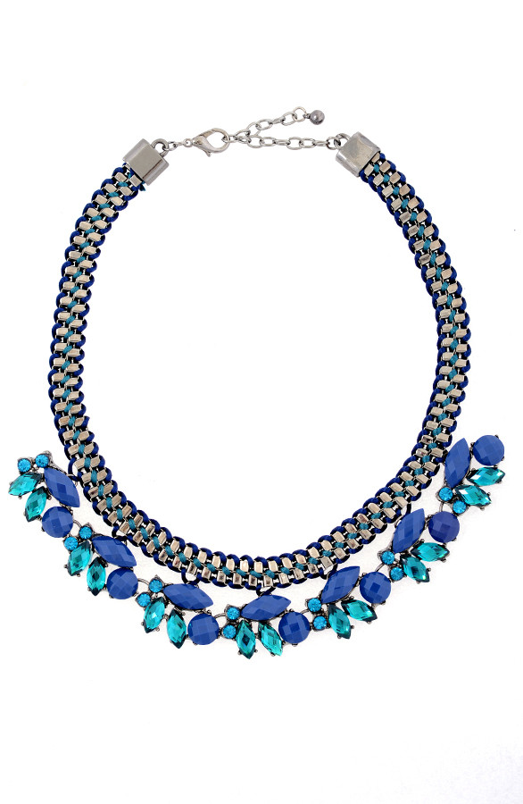 Statement-Ketting-Blue-Coral