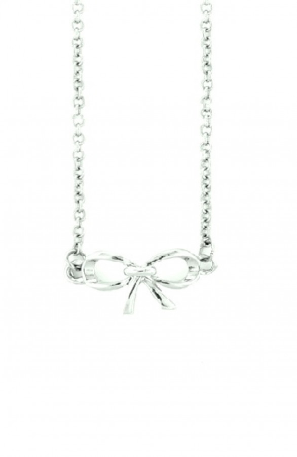 Inifinity-Necklace-Zilver