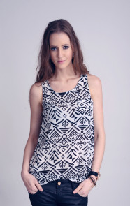 Aztec-Top-Zwart-en-Wit-The-Musthaves