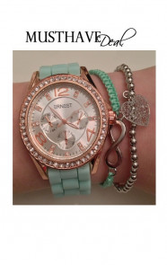Musthave-Deal-MK-Watch-Mint