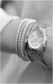 Statement-Silver-Watch