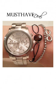 Musthave-Deal-MK-Zilver-Watch-TheMusthaves