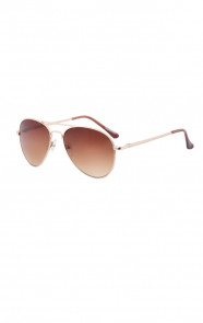 Aviator-Sunglasses-Brown