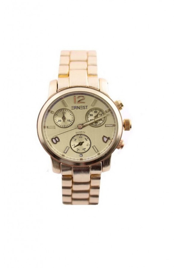 MK-Golden-Watch