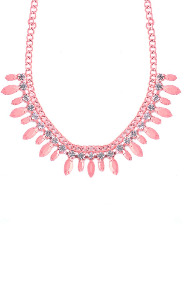 Romance-Pink-Necklace