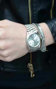 Elite-Watch-Zilver