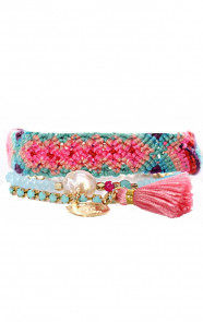 Bead-and-Tassel