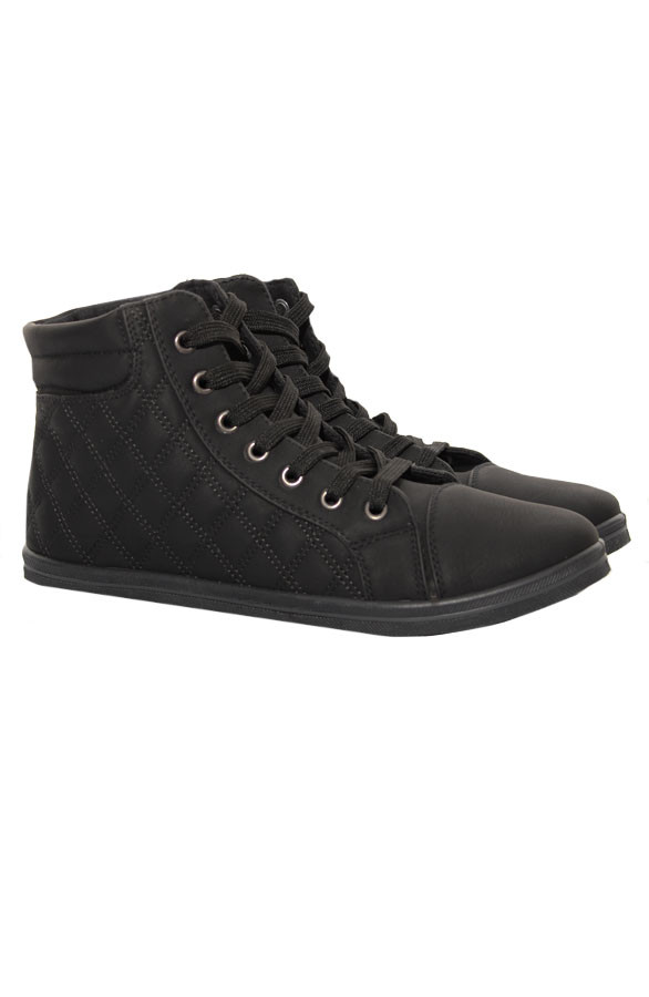 Laboutan-Sneakers-Black