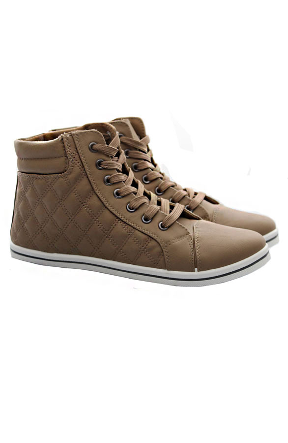 Laboutan-Sneakers-Taupe