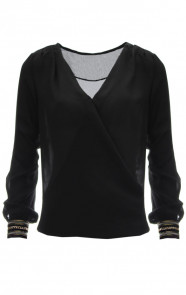 Marant-Blouse-Black