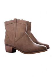 Beauty-Boot-Taupe