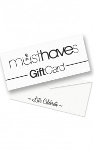 Musthaves-Giftcard