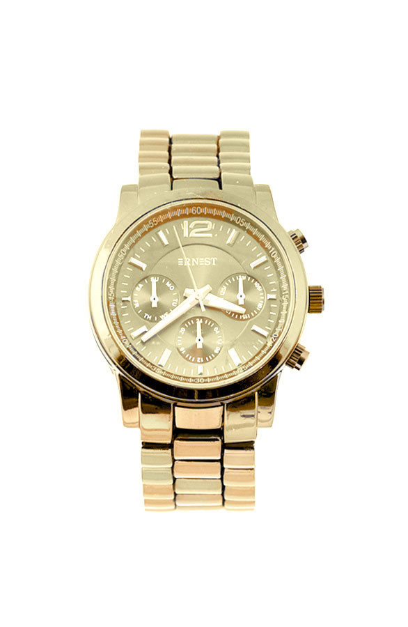 MK-Gold-Watch