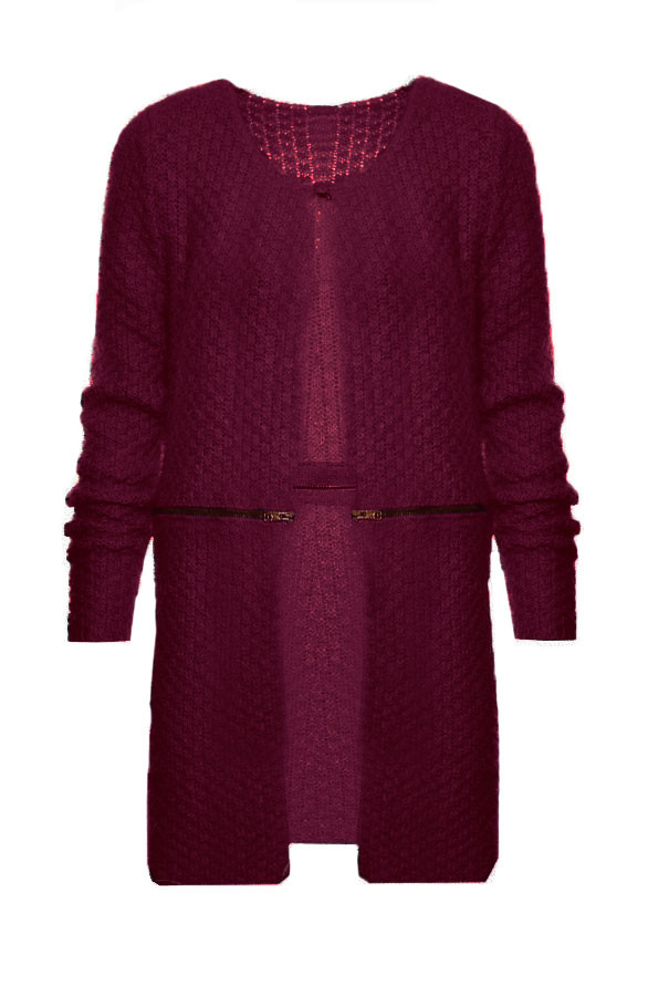 Divide-Me-Cardigan-Bordeaux