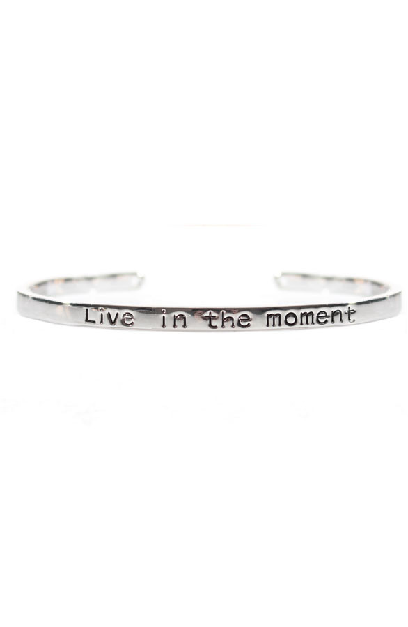 Live-In-The-Moment-Armband