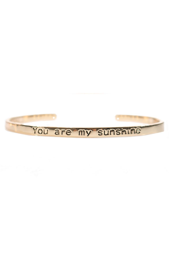 You-are-My-Sunshine-Armband