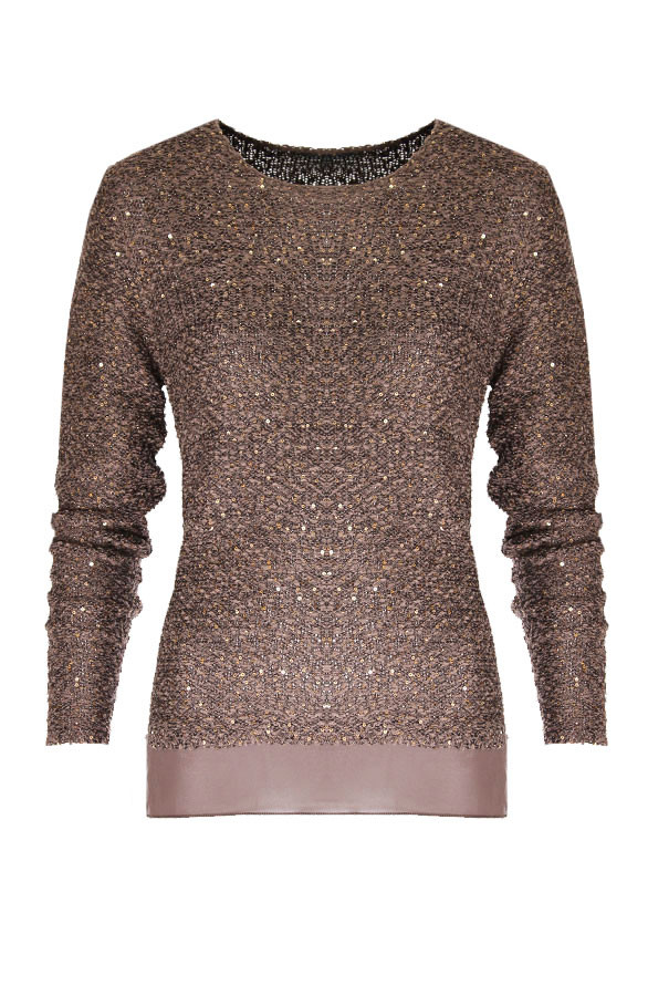 Sequin-Sweater-Bronze