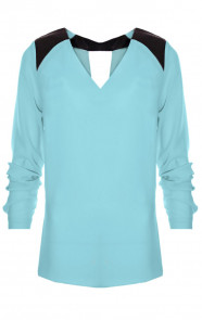 Coating-Blouse-Mint