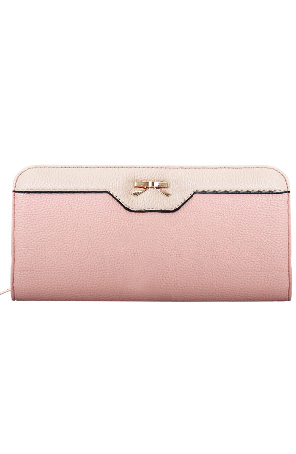 Cute-Bow-wallet-Pink