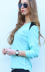 Mint-blouse-met-coating