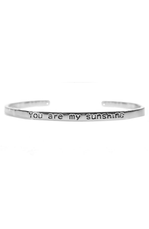 You-Are-My-Sunshine-Armband-Zilver