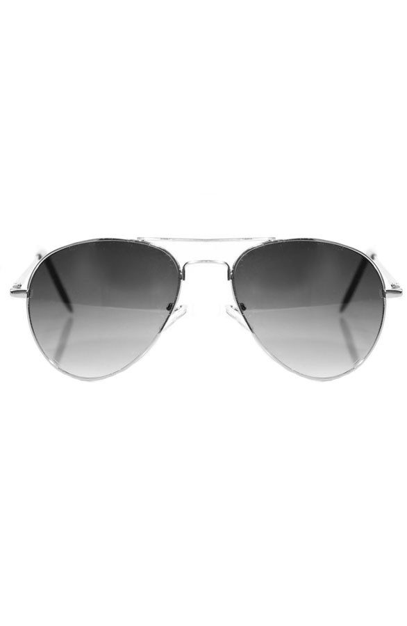 Aviator-Black-Zonnebril
