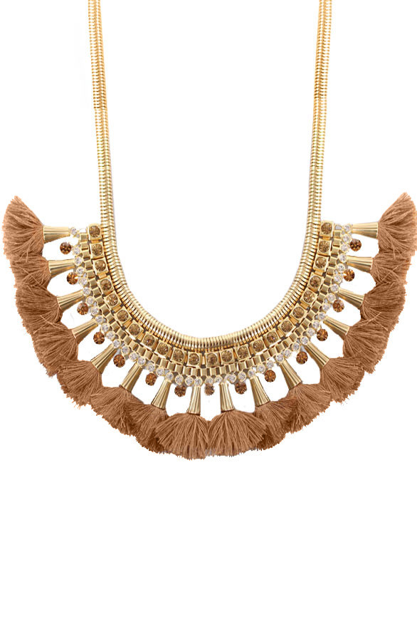 Bohemian-Brown-Necklace