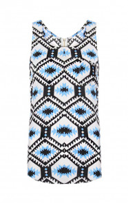 Aztec-Blocking-Top-Blue