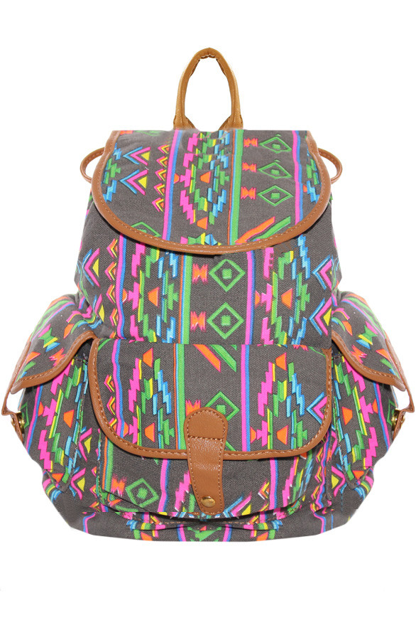Fluor-Aztec-Backpack