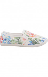 Lace-Flower-Slip-On-White