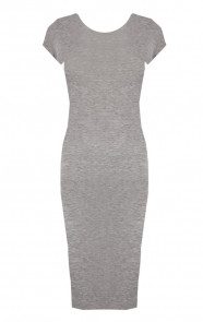 Overknee-Dress-Grey