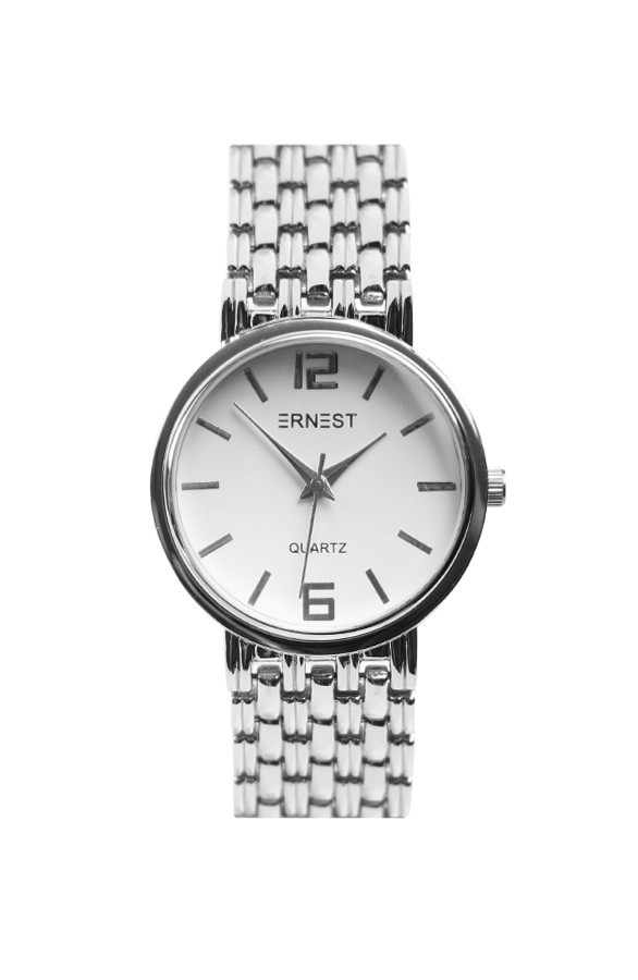 Musthave-Watch-Silver