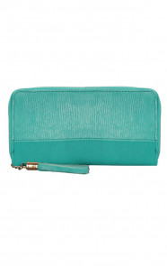 Snake-Wallet-Turquoise