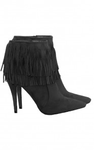 Fringe-Booties-Black1