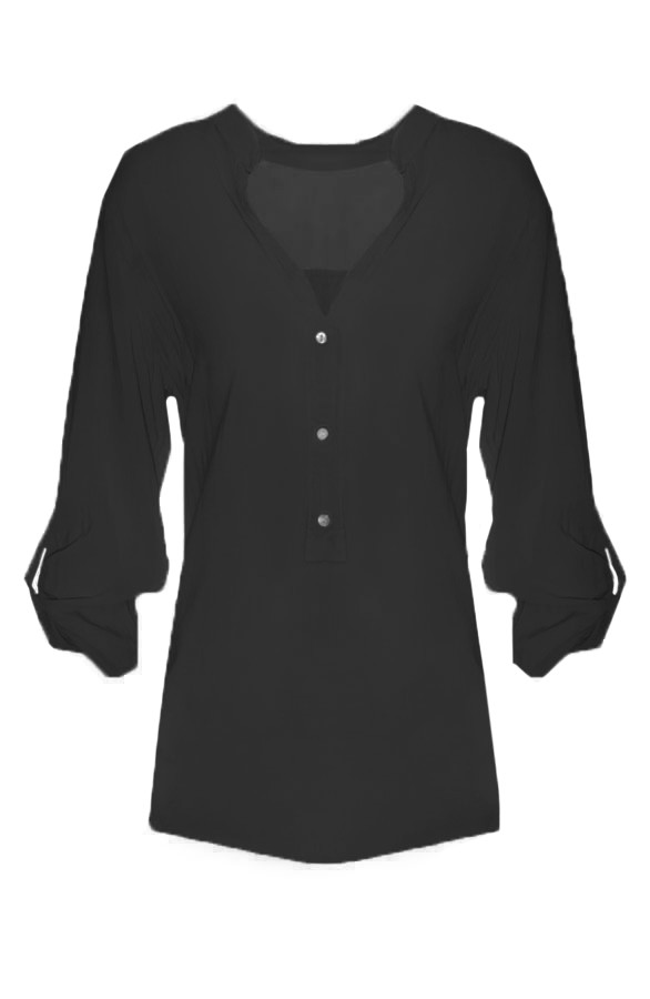 Ibiza-Blouse-Black