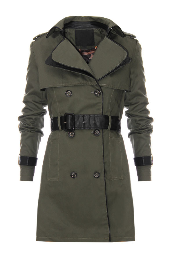 Trenchcoat-Army