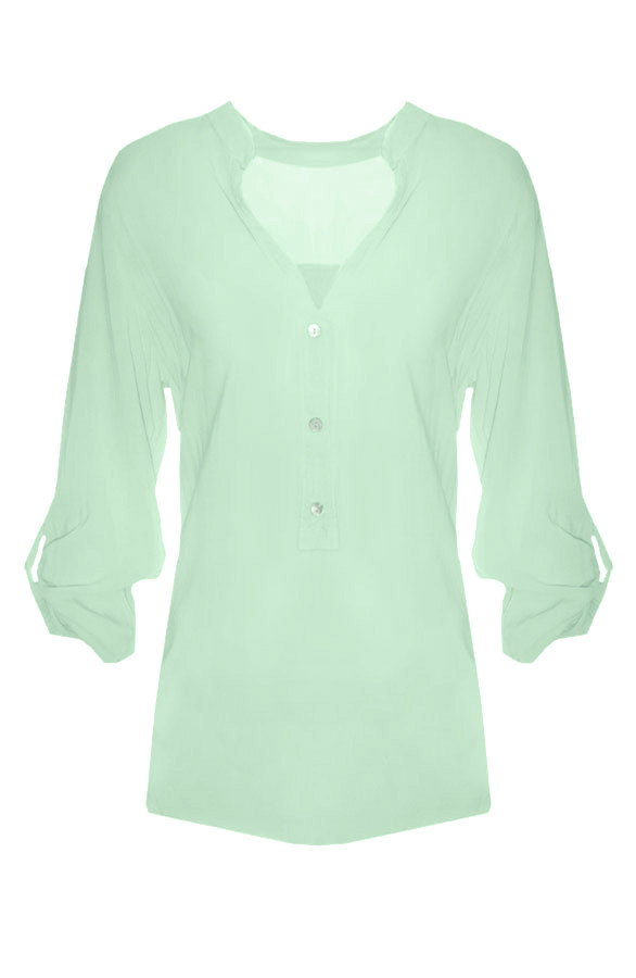 Ibiza-Blouse-Mint