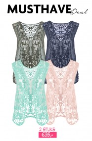 Musthave Deal Lace Beauties