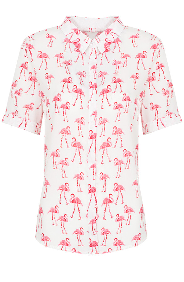 Flamingo-Top-Pink