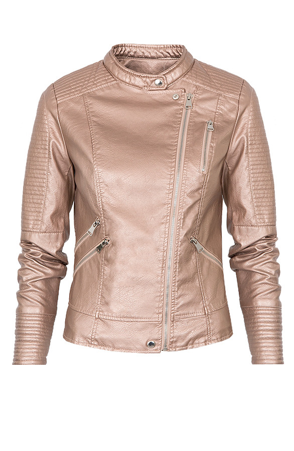 Metallic-Biker-Jacket-Brons