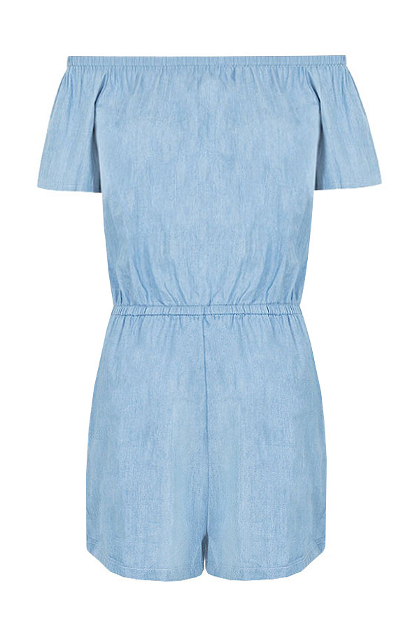 Playsuit-Denim-Summer