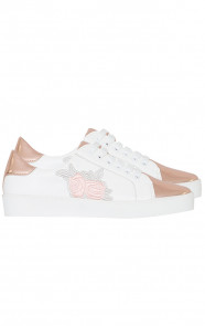 Roses-Sneakers-Metallic