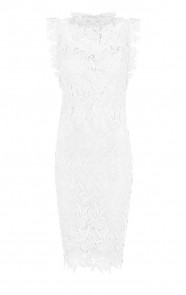 Feminine-Dress-Lace-White