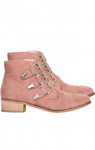 Studs-Suede-Blush-Boots