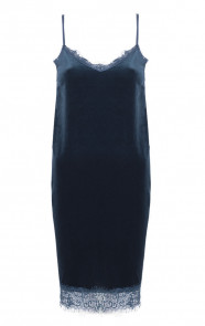 Velvet-Slipdress-Marineblauw