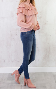 roze-blouse-met-ruches