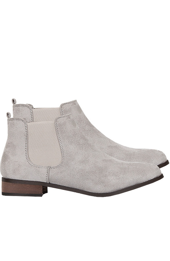 Suede-Stretch-Booties-Grijs