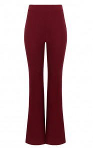 Flair-Broek-Bordeaux