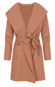 Wanted-Coat-Short-Camel