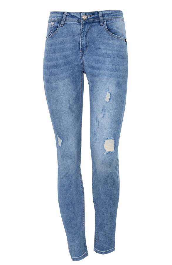 Damaged-Jeans-Perfect-Fit
